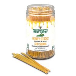 Kentucky's Best Hemp - Honey Sticks 10ct 10mg