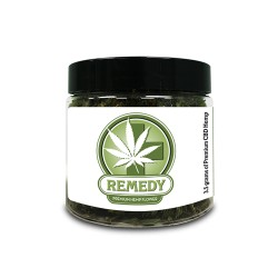 Remedy Premium Hemp Flower - Eighth (3.5g)