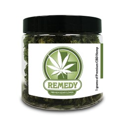 Remedy Premium Hemp Flower - Quarter (7g)