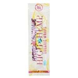 High Hemp 100% Organic Wraps - Grape Ape 25/2ct