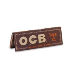 "OCB Virgin Papers - 1.25"" 24ct Box"