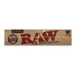 RAW Papers - 648 King Size Slim 50ct Box