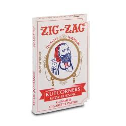 Zig Zag Papers - Kut Corners Slow Burning 24ct Box