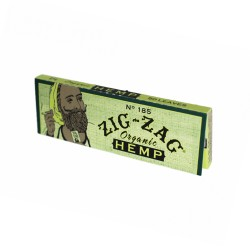 "Zig Zag Papers - Organic Hemp 1.25"" 24ct Box"