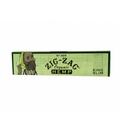Zig Zag Papers - Organic Hemp King Slim 24ct Box