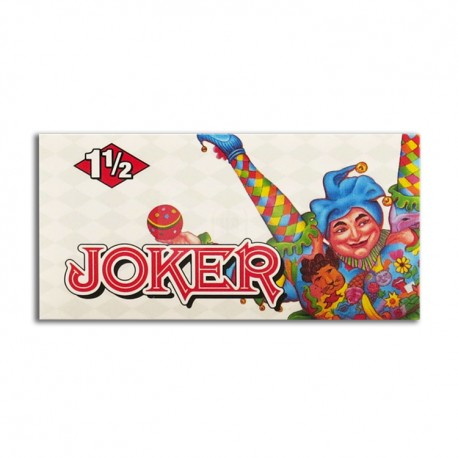 """Joker 1.5"""" Papers 72ct Tub - Pre-Priced 99¢"""