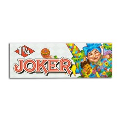 "Joker 1.25"" Papers 72ct Tub - Pre-Priced 99¢"