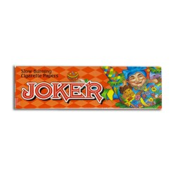 Joker Slow Burning Papers 72ct Tub - Pre-Priced 99¢