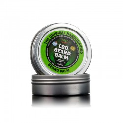 Hemp Bomb Beard Balm 2oz 75mg