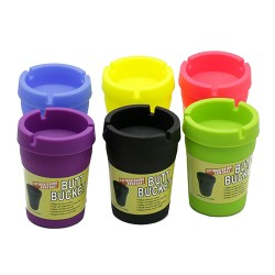 Butt Bucket - Assorted Colors 12ct/box