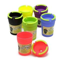 Butt Bucket - Glow in the Dark Assorted Colors 12ct/box