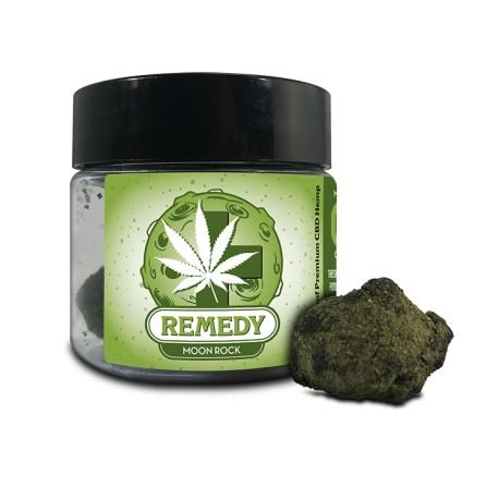 Remedy Moon Rock Premium Hemp Flower - Eighth (3.5g)