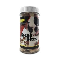 TKO Pet Treats 100mg - STEAK BITES