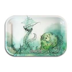 OCB - Rolling Tray Medium - Sea Monster