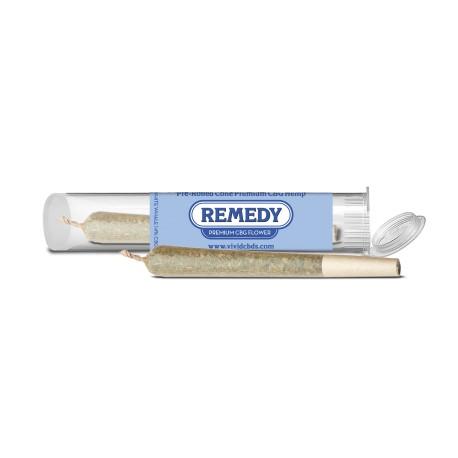 Remedy CBG Premium Hemp Flower - 1 Gram (1g)