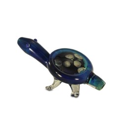 ANIMAL PIPE - BLUE TURTLE 134g