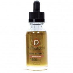 Hemplucid 30ml 1500mg Tincture - WATERSOLUBLE