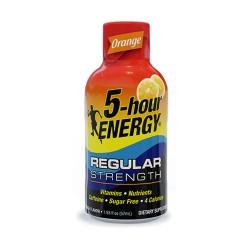 5 Hour Energy 12ct Orange