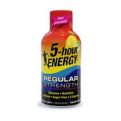 5 Hour Energy 12ct Pink Lemonade