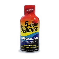 5 Hour Energy 12ct Pomegranate