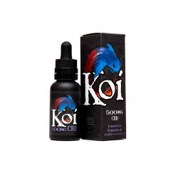 KOI Eliquid 30ml (500mg) - TROPICAL POPSICLE