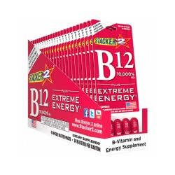 Stacker 2 - 24ct Blister Pack  - B12 Extreme Energy