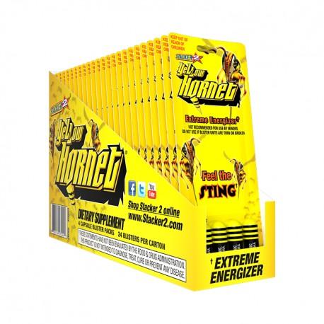 Stacker 2 - 24ct Blister Pack - Yellow Hornet