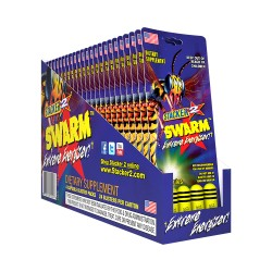 Stacker 2 - 24ct Blister Pack - Yellow Swarm