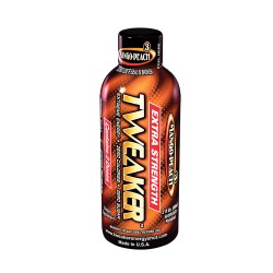 Tweaker 2oz 12ct $1.49 - Extra Strength Mango Peach