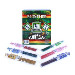 BLUNT LIFE 11' Incense 72ct Display