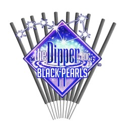The Dipper 19' 50ct - Black Pearls