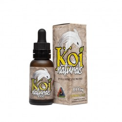 KOI Naturals 30ml (1000mg) - LEMON LIME