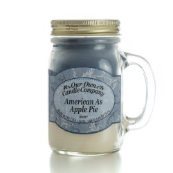 Our Own Candle 16oz  APPLE PIE
