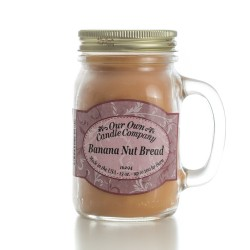 Our Own Candle 16oz  BANANA NUT BREAD