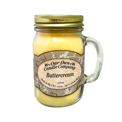 Our Own Candle 16oz  BUTTERCREAM