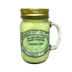 Our Own Candle 16oz  COCONUT LIME