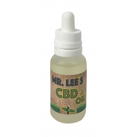 Mr. Lee's  E-Liquid  30ml bot 250mg  -  Strawberry Shortcake