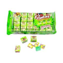 Frunas Fruit Chews Green Apple 48ct