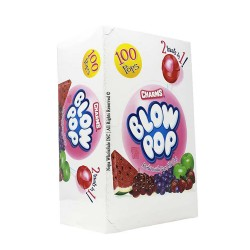 Charms  Blow Pop 100ct Box -  Assorted