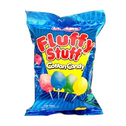 Charms  $0.25 Fluffy Stuff Cotton Candy 48ct - Pop