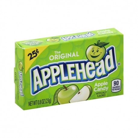 Ferrara Pan 24ct $0.25 - Apple Head