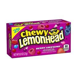 Ferrara Pan 24ct $0.25 - Chewy Lemonhead - Berry Awesome