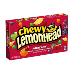 Ferrara Pan 24ct $0.25 - Chewy Lemonhead - Fruit Mix