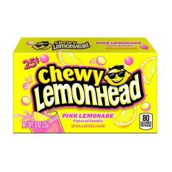Ferrara Pan 24ct $0.25 - Chewy Lemonhead - Pink Lemonade