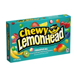 Ferrara Pan 24ct $0.25 - Chewy Lemonhead - Tropical