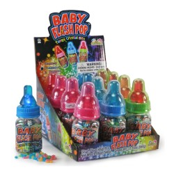 Baby Flash Pop 12ct