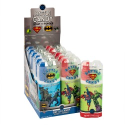 DC COMICS Battle Candy Spray & Powder 12ct