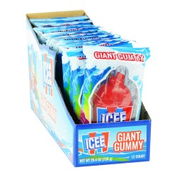 Icee Giant Gummy 12ct