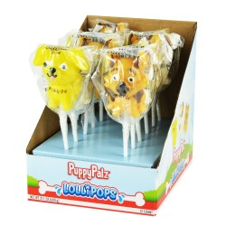 Puppy Palz Lollipops 12ct