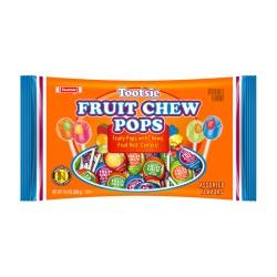 Tootsie Pop 14.37oz Bag Fruit Pops